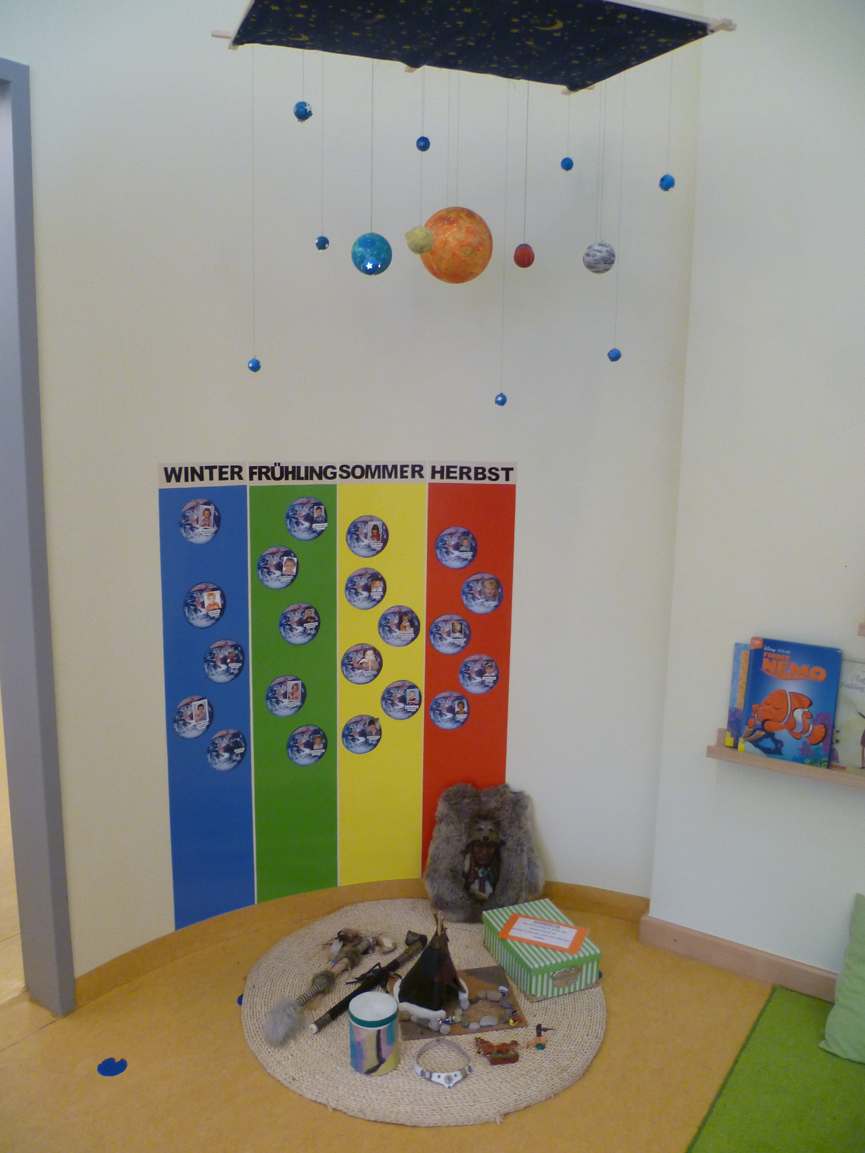 Basteln geburtstagskalender kindergarten bouwunique - Kindergarten bastelideen ...
